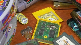 高清马赛克丨卡带游戏存档保护转移和管理