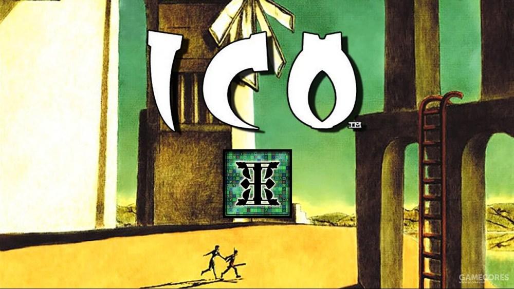 上田文人的《ICO》