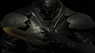 """Obsidian Wraith""《环太平洋2》 黑曜石怨灵 旧化实验记录"