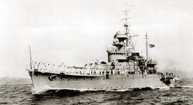 吞武里级,装备2座双联装200毫米炮