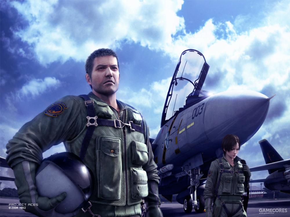 原Wardog 1 Jack Bartlett上尉和Kei·Nagase少尉