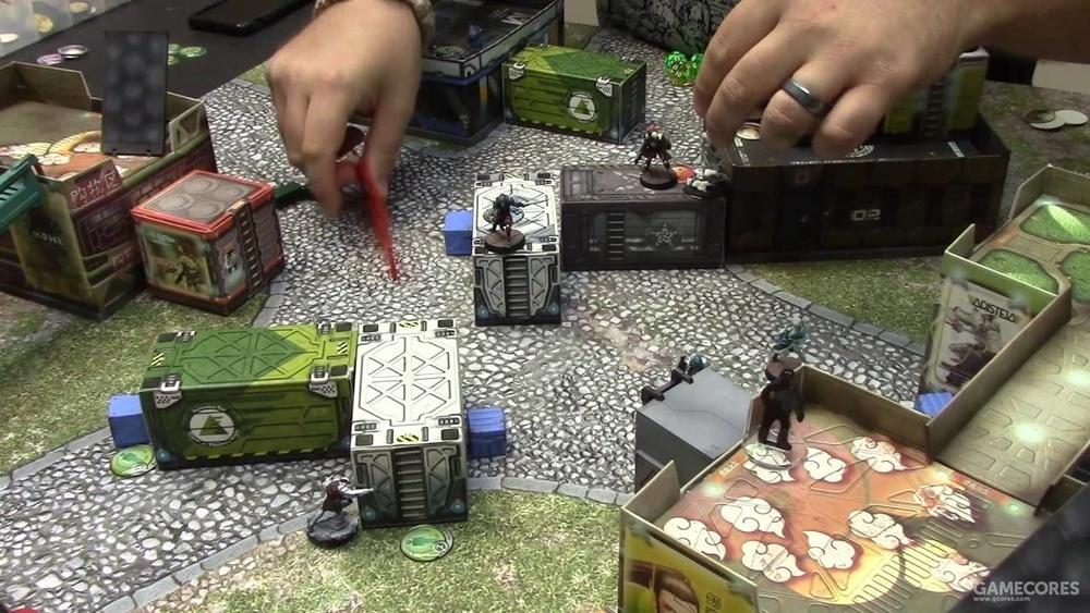 复杂的地形与单兵机动是小队作战游戏的特点