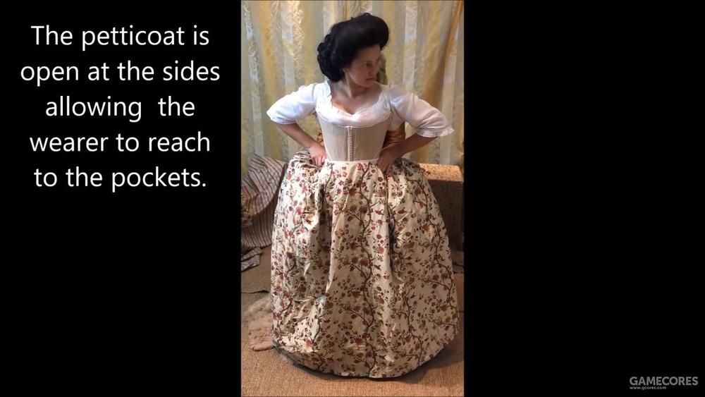 5. 另一层衬裙