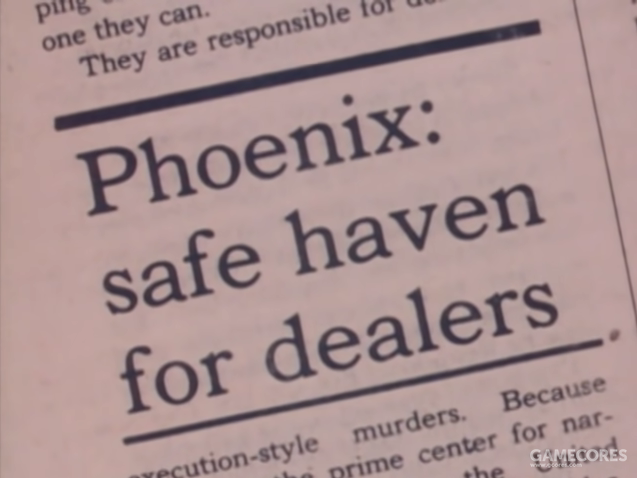 菲尼克斯市(同属亚利桑那州):毒品贩子的安全天堂