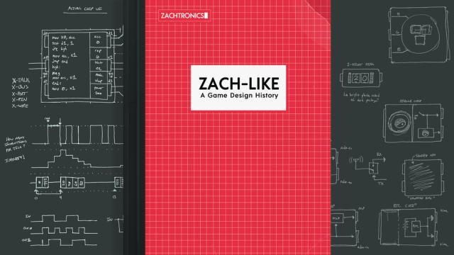 Zachtronics 工作室设计文档正在预售