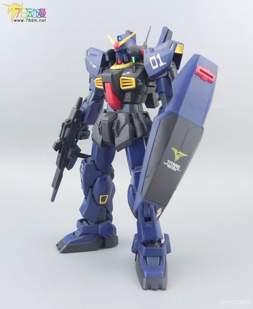 提坦斯配色MK-II 2.0