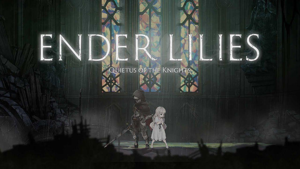 类银河城游戏《ENDER LILIES》将于6月22日登陆NS与Steam