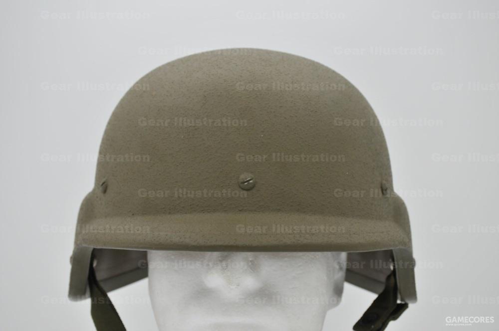 PASGT头盔正面