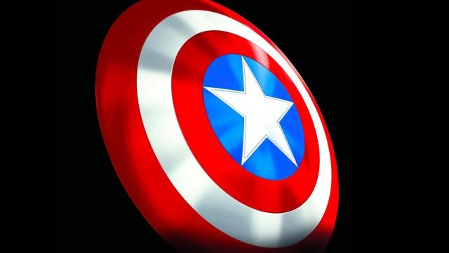 帶上它你就是美國隊長,孩之寶X漫威推出1:1美隊大盾