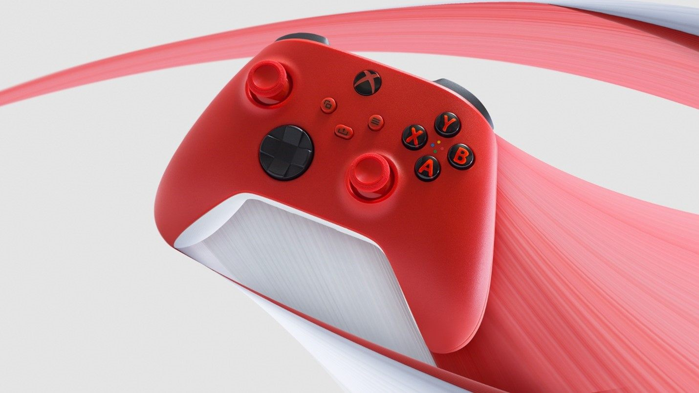 """国行""""锦鲤红""""Xbox无线控制器今日开售,售价459元人民币"""