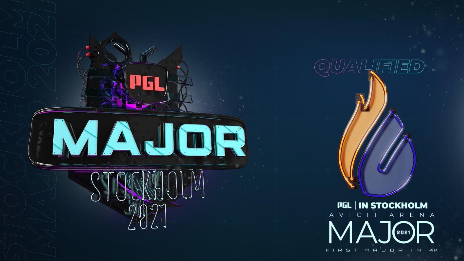 CS:GO PGL Major Stockholm参赛队伍名单确定,比赛将于10月26日在斯德哥尔摩举行
