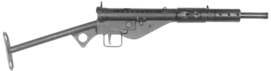 斯登Mk2冲锋枪