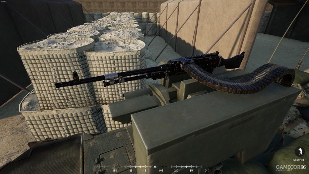 7.62MM 遥控武器站