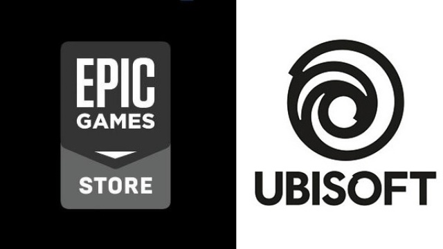 育碧与Epic续签旗下游戏合作协议