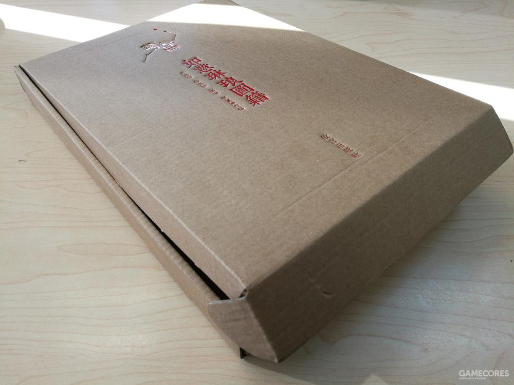 作为外包装的纸盒,本身也是暗藏玄机