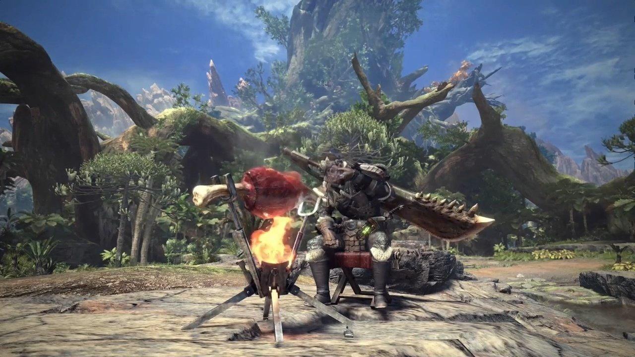《怪物猎人:世界》将拥有14种武器
