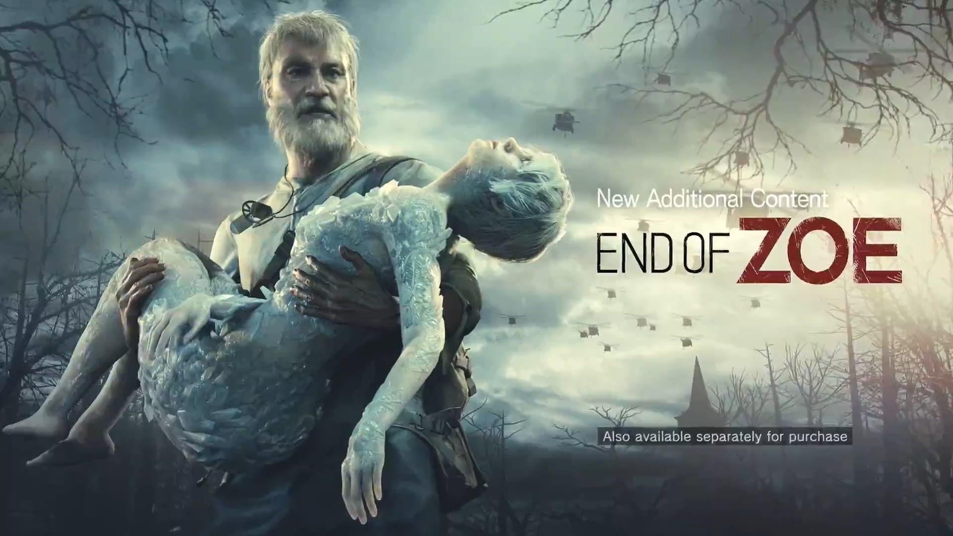神祕白髮老人出現,《生化危機7 黃金版》新預告公開