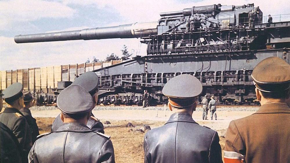 """腦洞大開的德國人,差點把二戰打成了""""星球大戰"""""""
