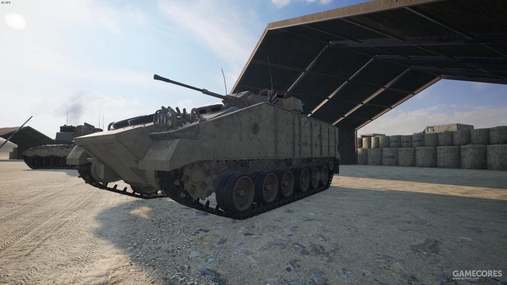 FV510 步兵战车