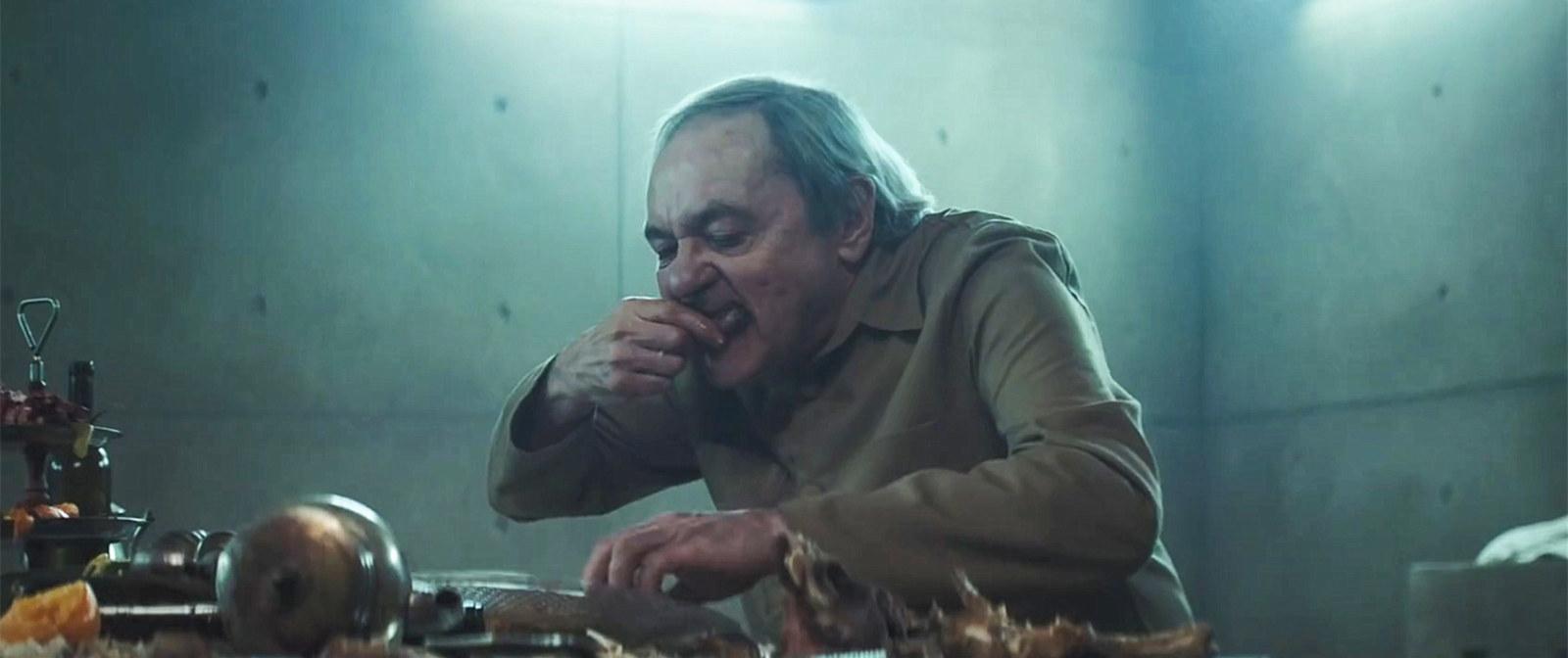 有点儿意思:西班牙反乌托邦电影《饥饿站台》发布新预告