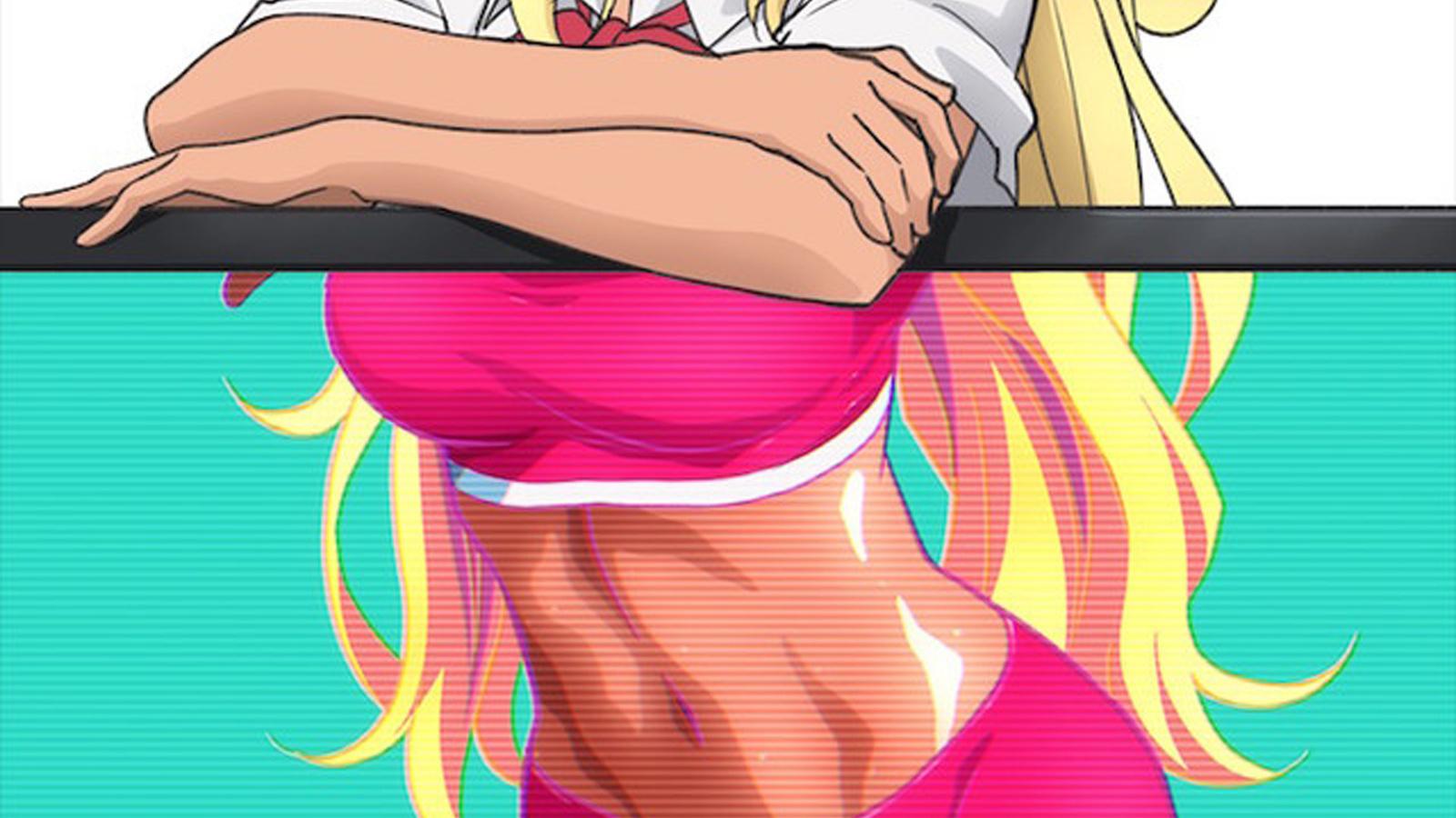 看看小姑娘們鍛鍊身體,《肌肉少女:啞鈴,能舉多少公斤?》TV動畫化公佈