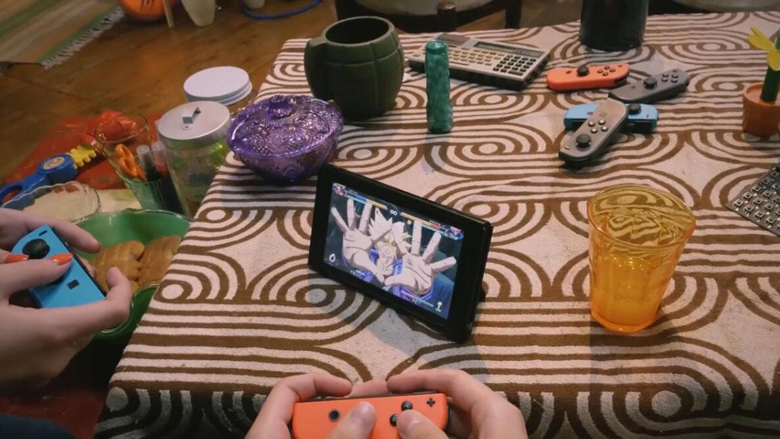 NS游戏《龙珠:Fighter Z》第二弹电视宣传片,9月27日发售