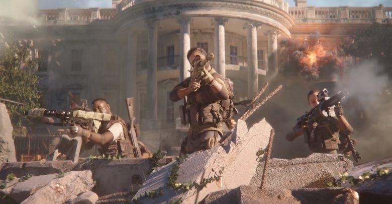 《全境封锁》创意总监暗示衍生单人剧情游戏的可能性