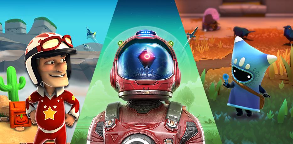 《无人深空》开发者Hello Games宣布正开发全新大型游戏