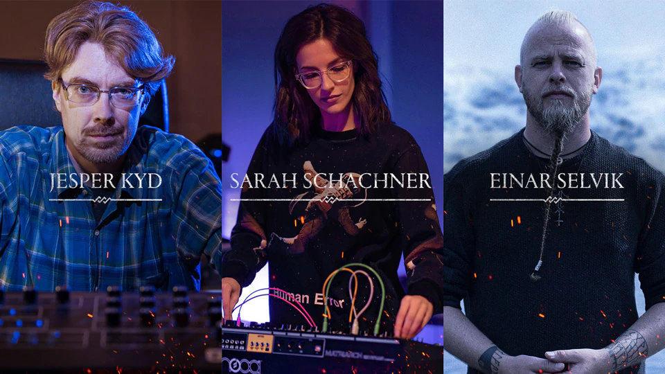 育碧宣布《刺客信条:英灵殿》的音乐将由三位音乐人联合制作:Jesper Kyd回归!