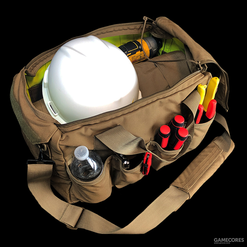 Sierra Nevada Hi-Viz Interior Gear Bag