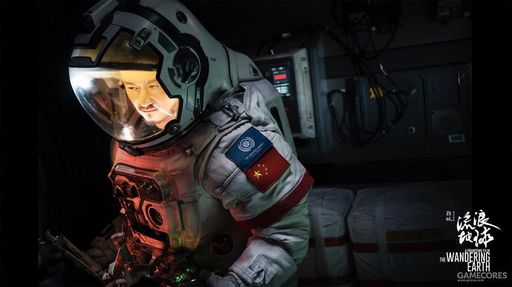不是我不喜欢冷锋,只是只让冷锋和一个中国拯救地球莫免有些夜郎自大