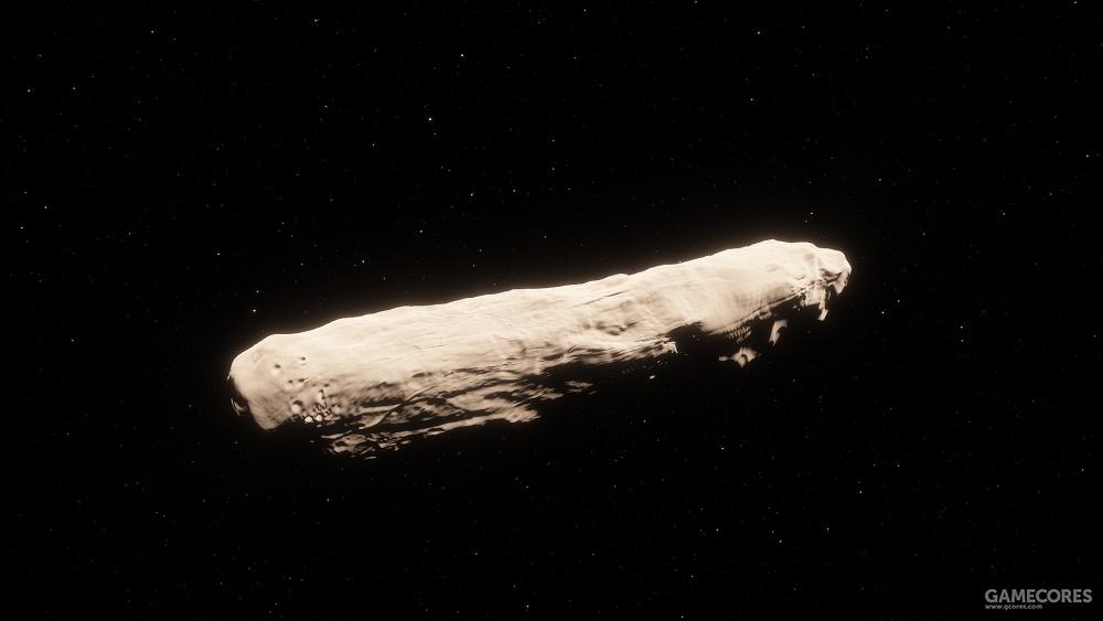 """曾经引起轰动的外太阳系物体""""奥陌陌"""",现在已经飞到了距离太阳20多天文单位的地方了"""