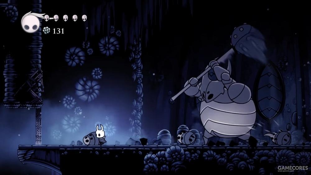 游戏第一个boss,本体打起来非常简单,然而它的梦境模式可能是全游戏里最难的……