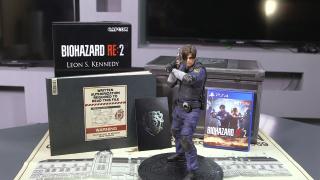《生化危机2 重制版》典藏版开箱视频