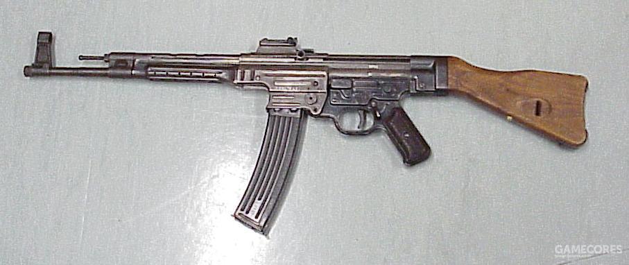 真正的突击步枪,STG44