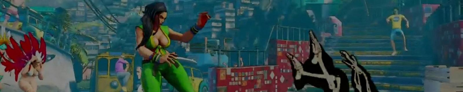 《街霸5》新角色劳拉正式公开