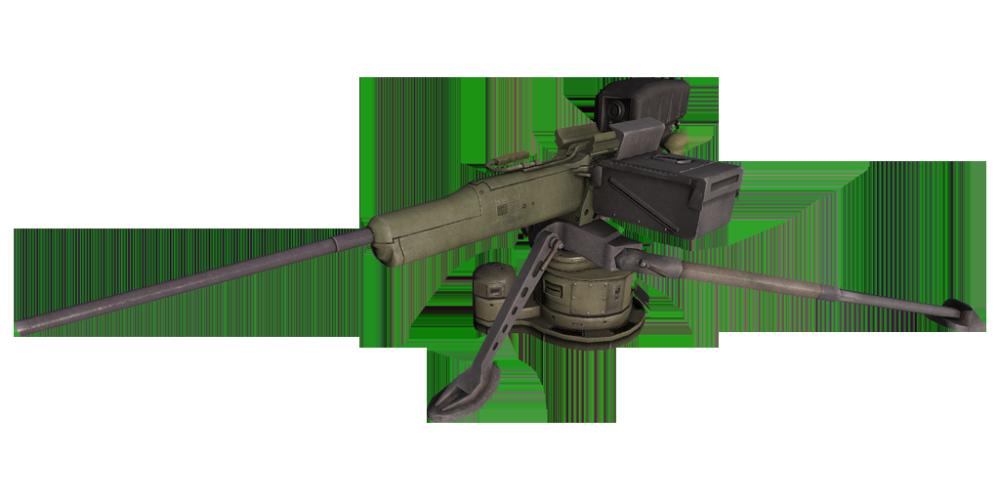 Mk30A重机枪