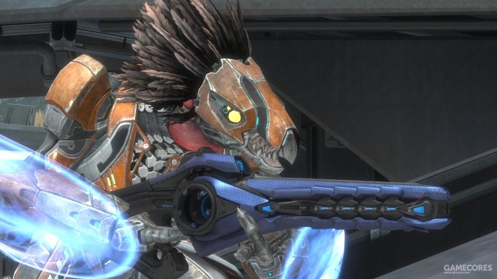 装备聚焦步枪的豺狼人散兵狙击手是一个十分恼人的单位