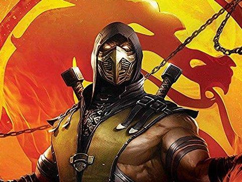 动画电影《真人快打传奇:蝎子的复仇》公布红标预告