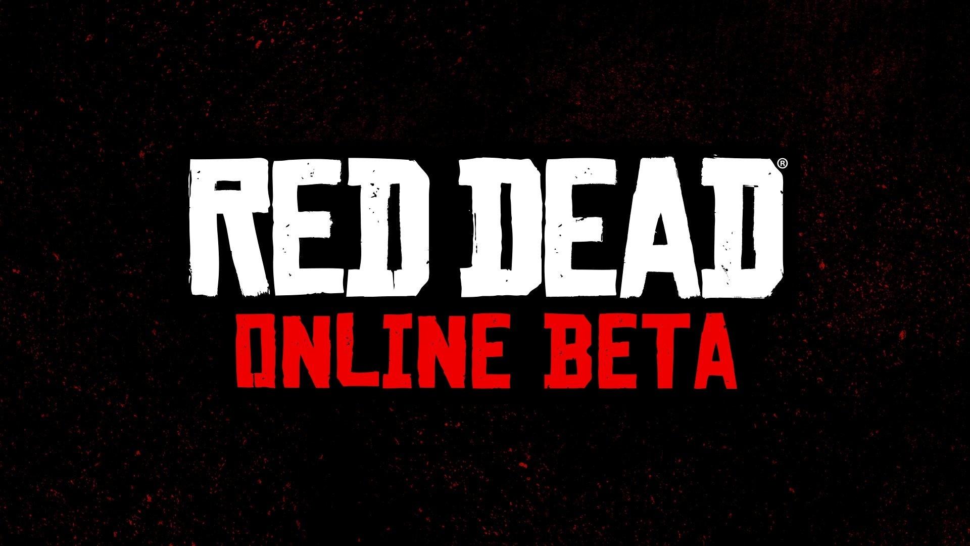 Rockstar宣佈《荒野大鏢客 Online》公測版將於今年11月上線