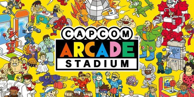 收录32款街机名作,《Capcom Arcade Stadium》将登陆PS4/Xbox One/Steam
