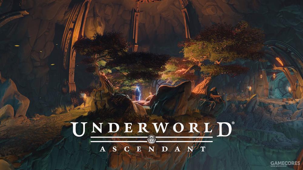 Underworld Ascendant 36 分!