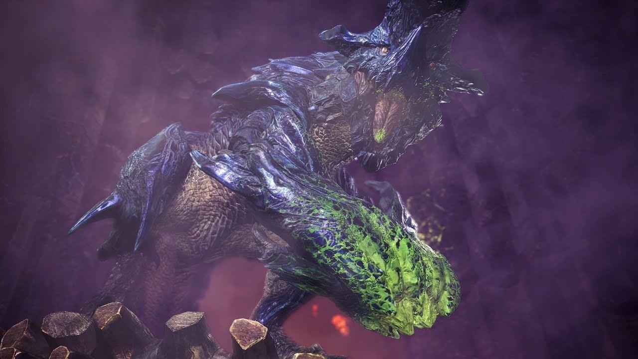 神秘古龙最后登场,《怪物猎人 世界:Iceborne》放出第四支预告