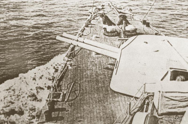 14厘米主炮