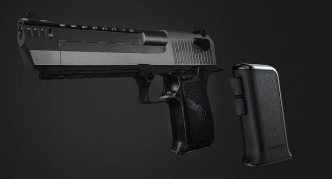 专为FPS游戏设计,枪柄型鼠标Ragnok上市