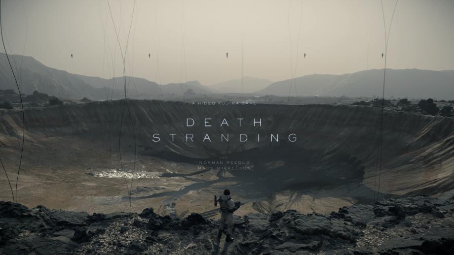 小島秀夫:我最近每天都在玩《死亡擱淺》