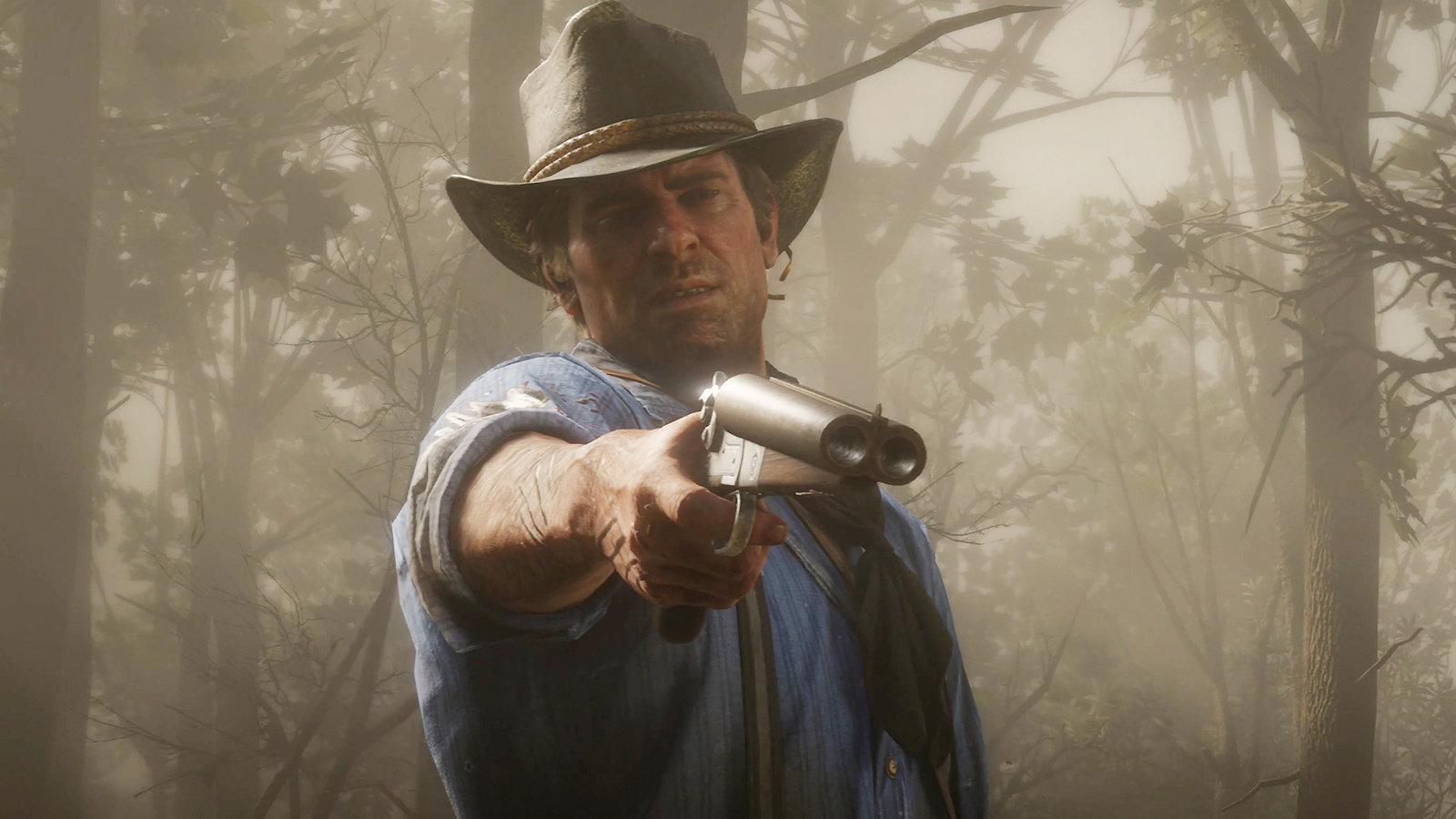 【更新中文预告】Rockstar公布《荒野大镖客2》第二支实机演示预告片