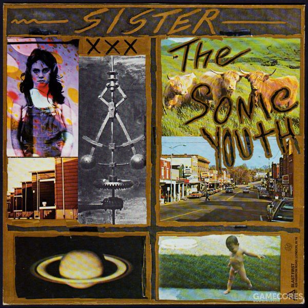 《Sister》 — Sonic Youth