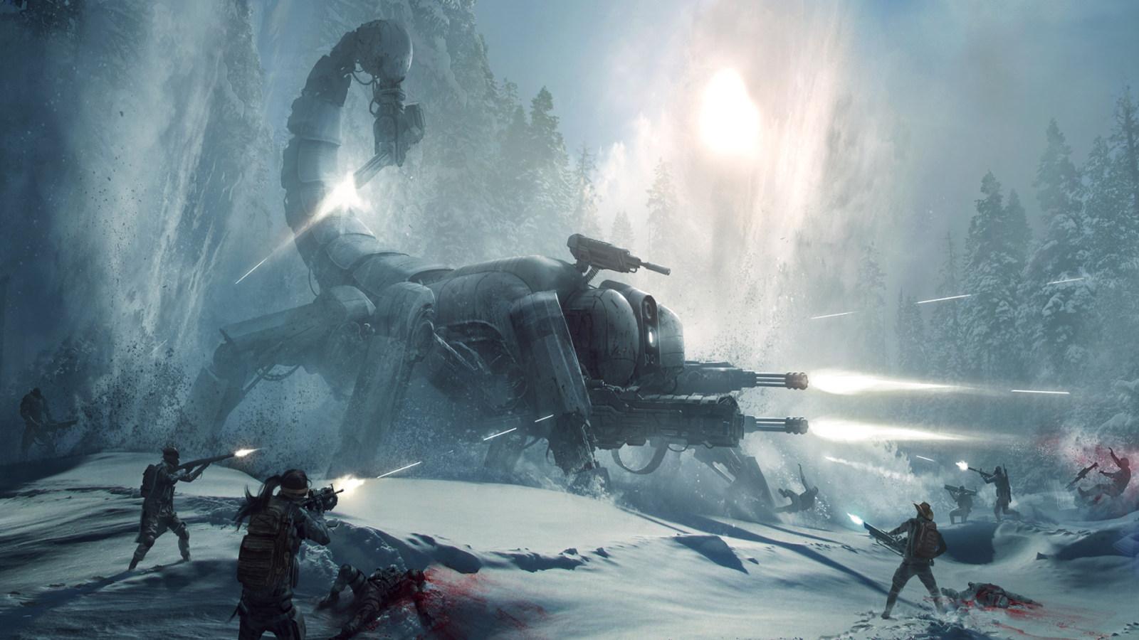 inXile发布招聘公告,或在制作全新第一人称射击类RPG游戏