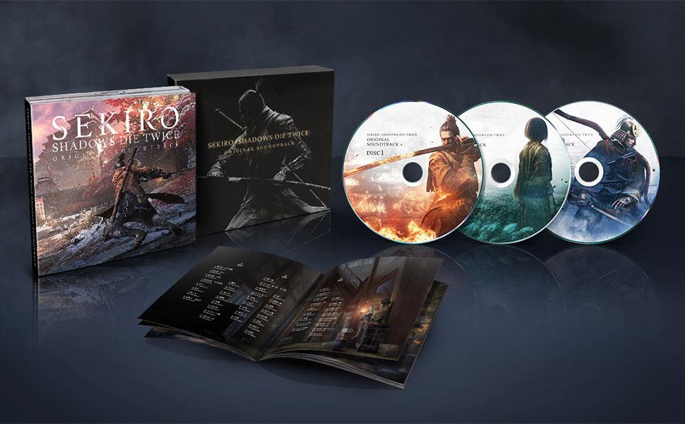 《只狼:影逝二度》原声碟在亚马逊开卖,共收录50首曲目
